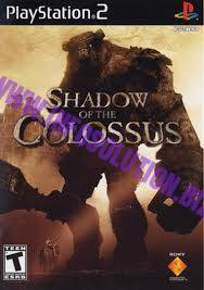 Shadow of Colossus PS2