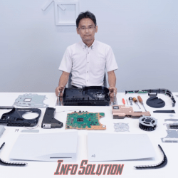 Video Cara Bongkar Sony Playstasion 5