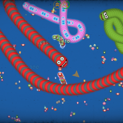 game play worms zone io
