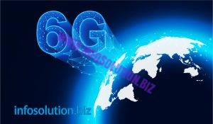 6g new wireless internet wifi connection. technology background