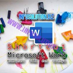 Shortcut Keyboard Microsoft Word