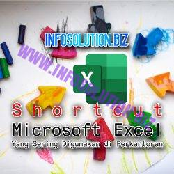 Shortcut keyboard di Excel