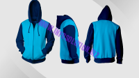 Download Mockup Jaket Hodie Lengkap Format CDR