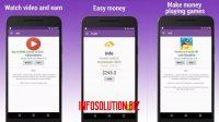 Earn Money - Video & Apps