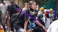 Ma Kyal Sin Angel of Myanmar