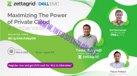 Maximizing The Power of Private Cloud