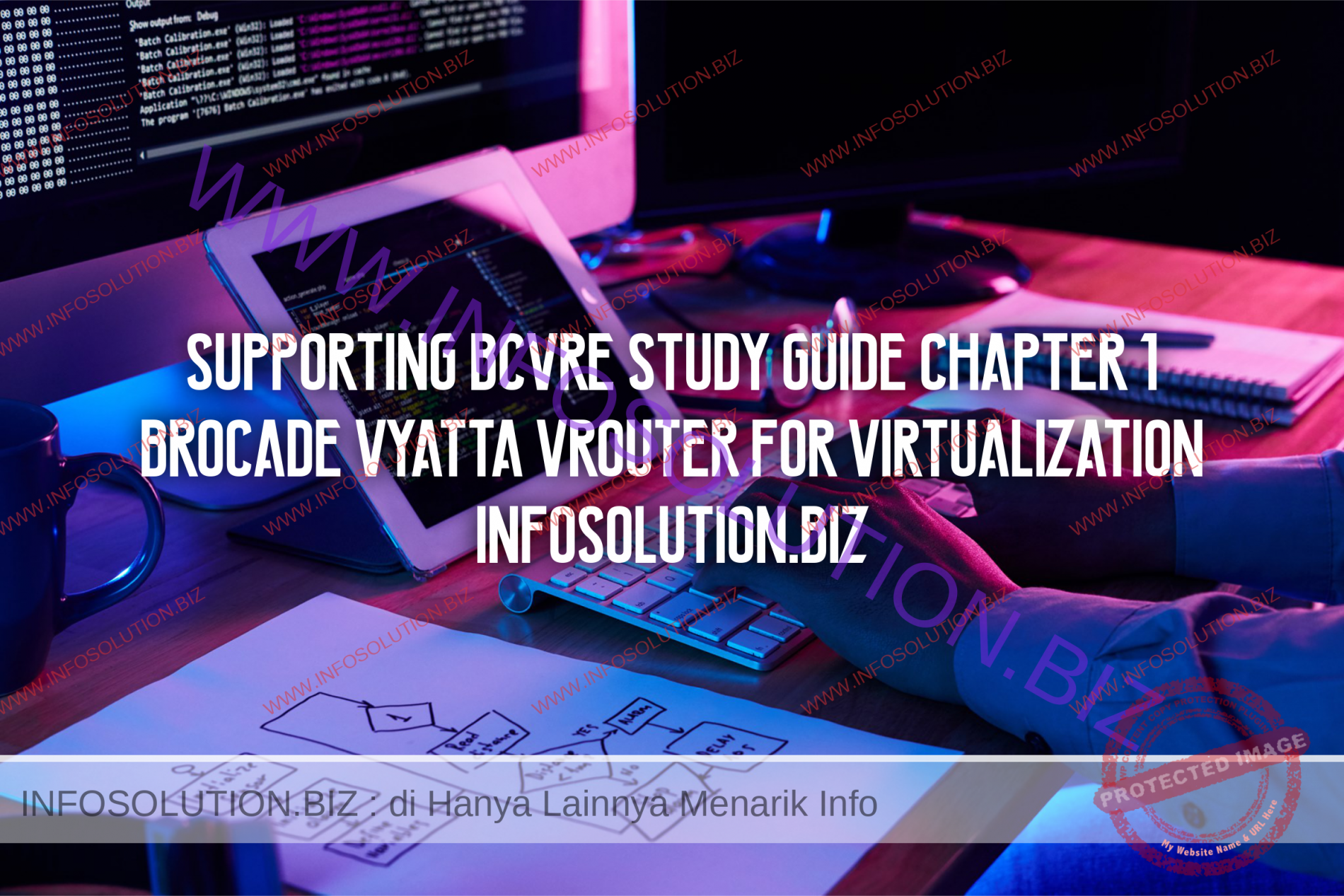 Supporting BCVRE Study Guide Chapter 1 Brocade Vyatta vRouter for Virtualization