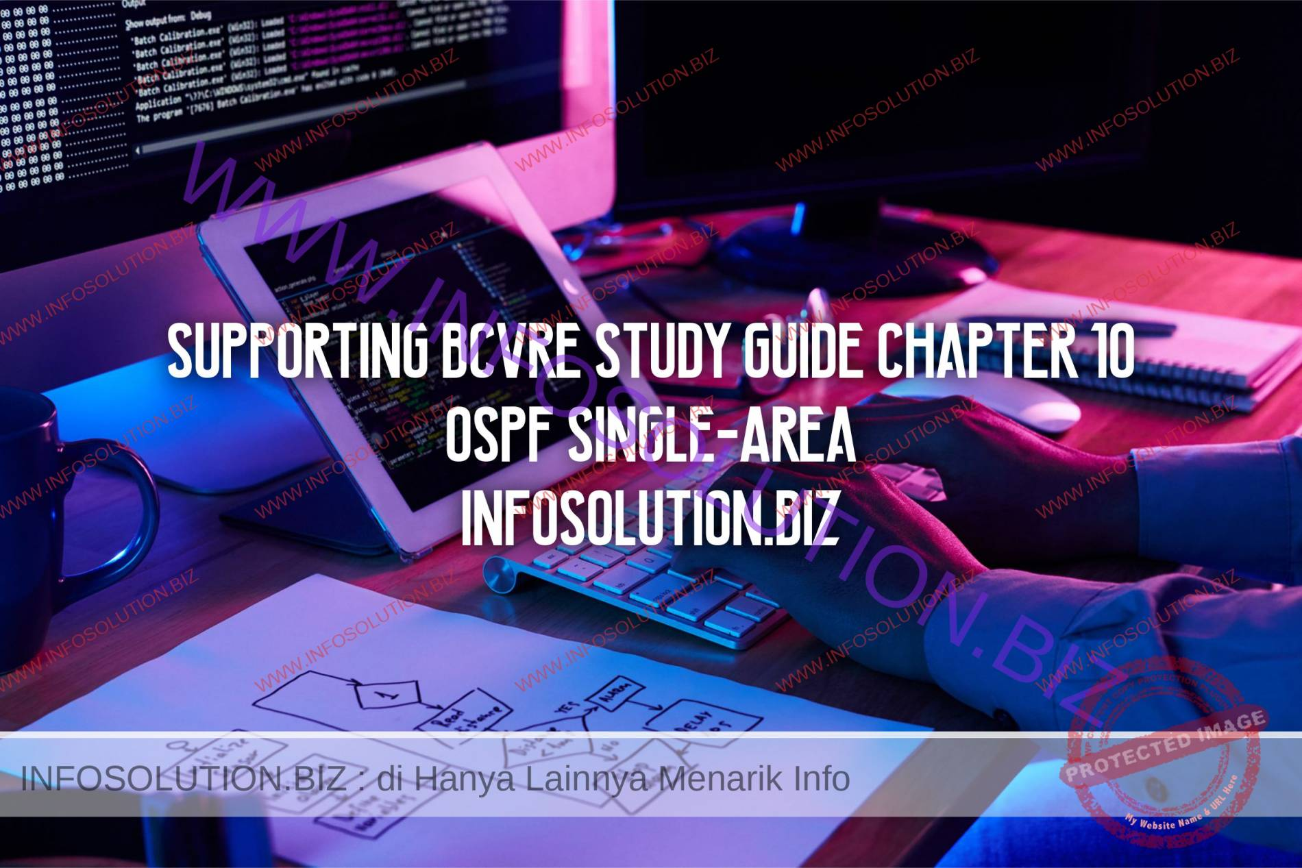 Supporting BCVRE Study Guide Chapter 10 OSPF Single-Area