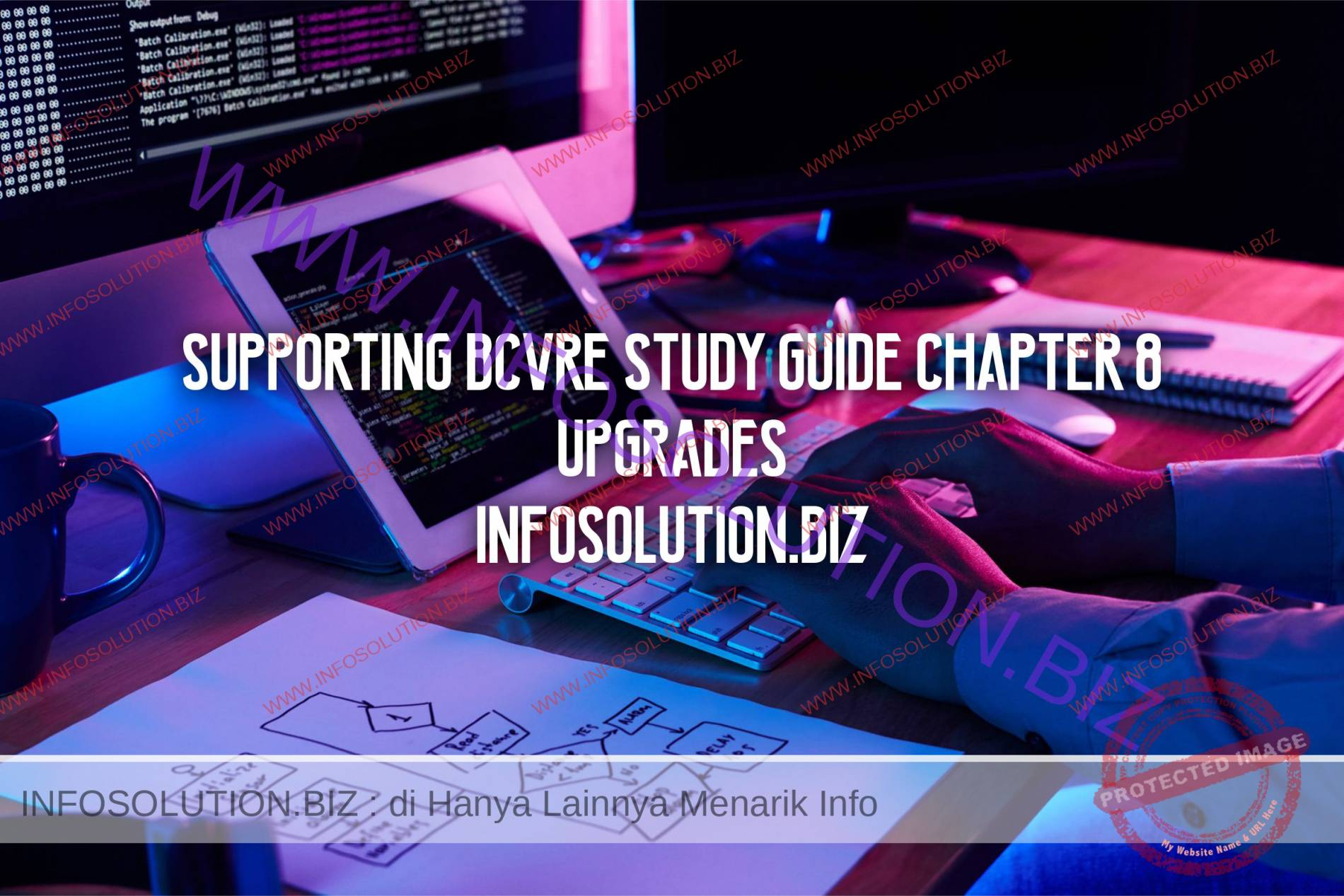 Supporting BCVRE Study Guide Chapter 8 Upgrades