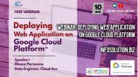 Webinar: Deploying Web Application on Google Cloud Platform