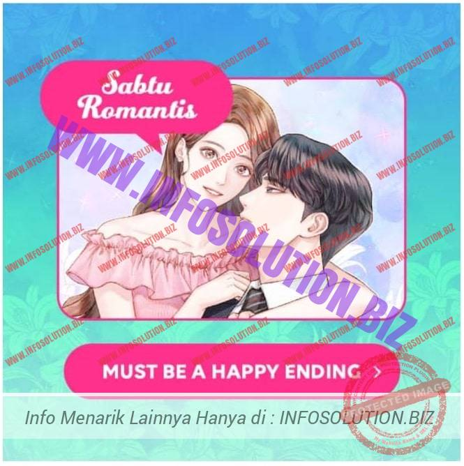 MUST BE A HAPPY ENDING