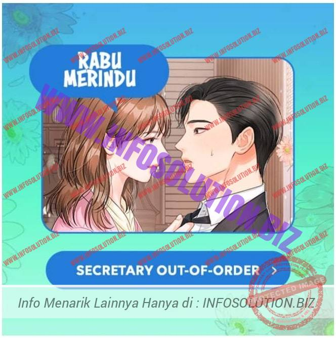 SECRETARY OUT-OF-ORDER