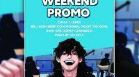 Special Weekend Promo Gopay x Webtoon
