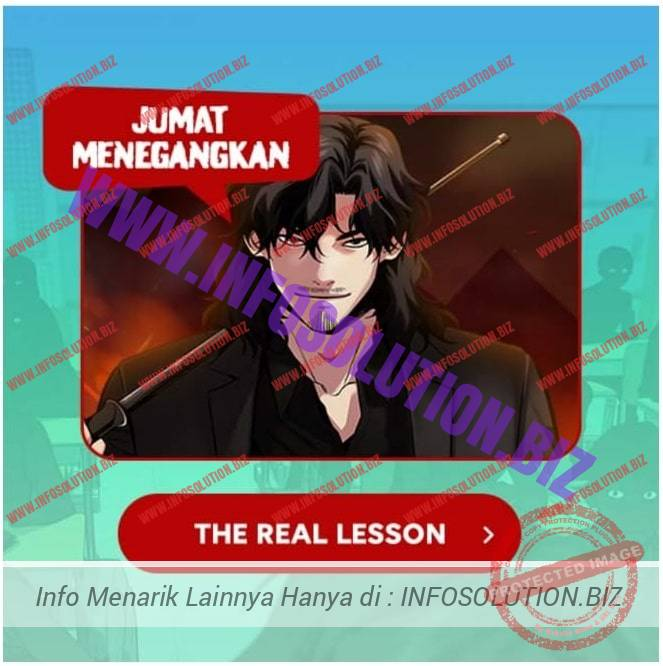 THE REAL LESSON
