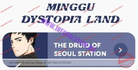 The Druid of Seoul Station